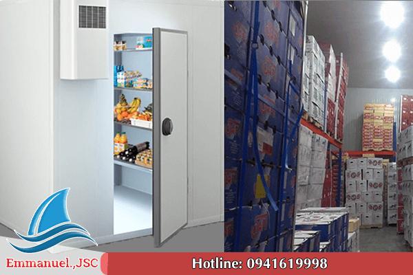 Lắp đặt kho lạnh bảo quản mát đúng quy chuẩn Châu Âu - chất lượng Quốc tế