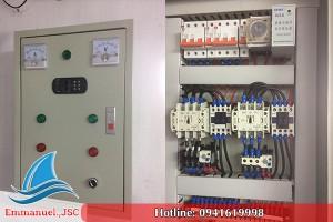 Tủ điện kho lạnh đạt tiêu chuẩn chất lượng Quốc tế